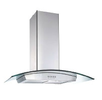 Opal -  60cm Glass Canopy