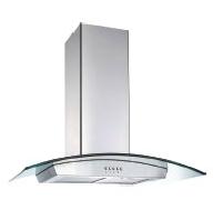 Opal -  90cm Glass Canopy