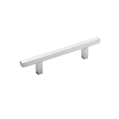190mm Square Bar Pull SS