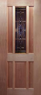 Manly 2040x820x40 Entrance Door