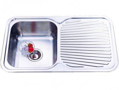 Dural - Single Bowl Sink