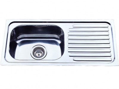 Richmond - Single Bowl Single Drainer Sink