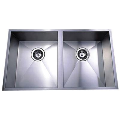 Premier K-760 Double Bowl Sink