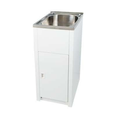 Compact Laundry Sink : 35L Compact Laundry Tub - KELSO Building Trade Centre