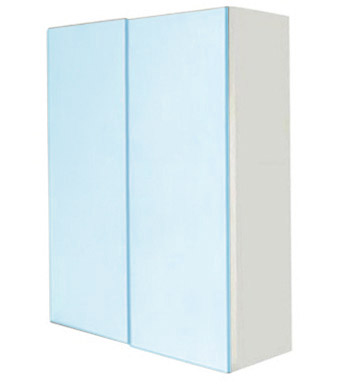 600mm - Bevelled Edge Mirror Cabinet