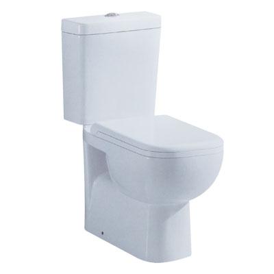 Suprano Toilet Suite