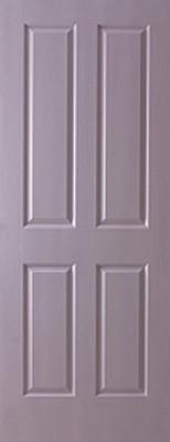 4 Panel 2040x820x35 Internal Door