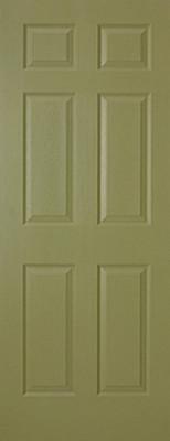 Pacific 2040x820x35 Internal Door