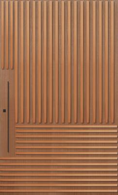PARKES - 2040x820x40 TIMBER BATTEN DOOR