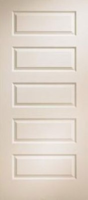 Rockport Smooth 2040x820x35 Internal Door