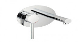 Wall Bath & Spa Mixers