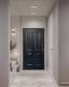 ZARA - 2040x820x42 Black Door