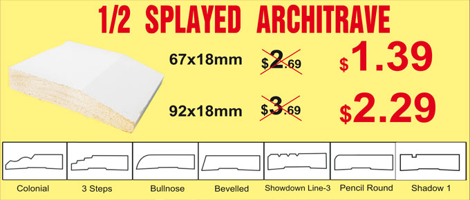 Architraves Special