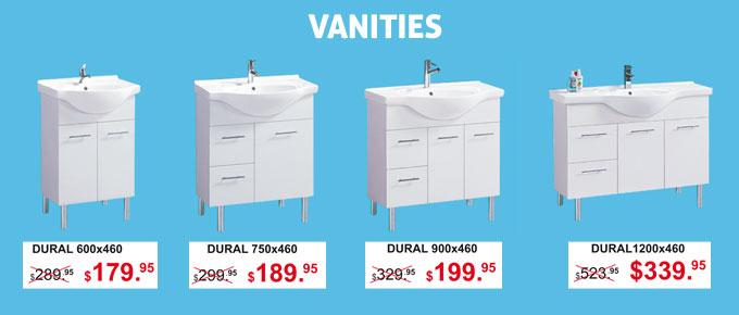 Vanities Special